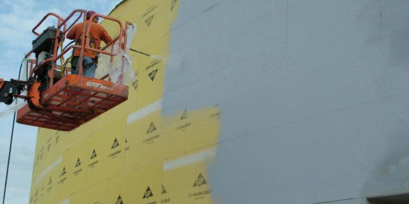 Modern Wall Systems AIR Vapor Barrier
