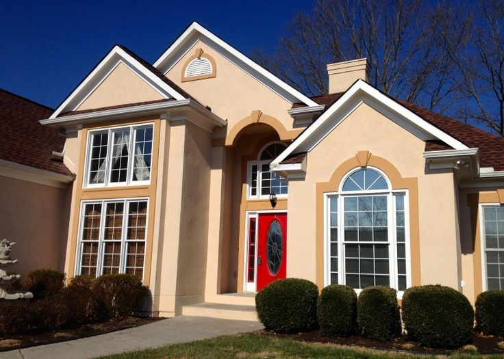Cleaning Dryvit Exterior : Eifs manassas home va and stucco repair
